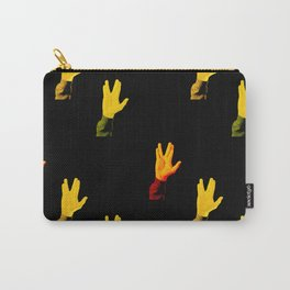 Live Long And Prosper - Leonard Nimoy (colours) Carry-All Pouch