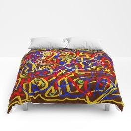 Laberinto 3 Comforters