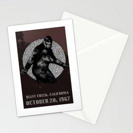 BIGFOOT, Bluff Creek 1967 Stationery Cards