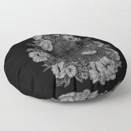 Devil Hejdasz Floor Pillow
