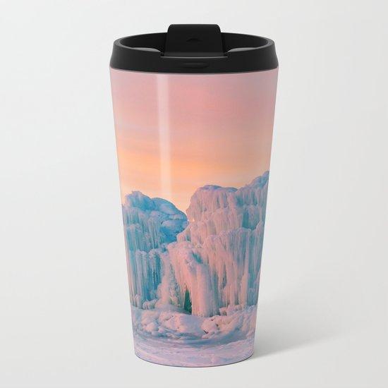 Ice Castles Metal Travel Mug