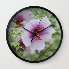 Gentle Hues Wall Clock