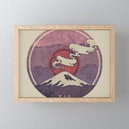 Fuji Framed Mini Art Print