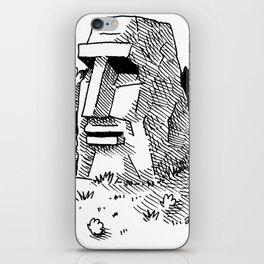 Easter Island Redux iPhone Skin