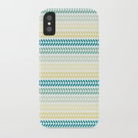 knit iPhone & iPod Cases featuring Knit 1 by K&C Design