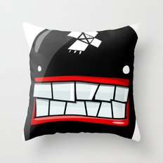 MONSTER 2 Throw Pillow