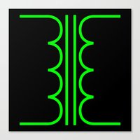 transformer Canvas Prints featuring Transformer by EEShirts