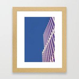 Chicago Buildings 2 Framed Art Print