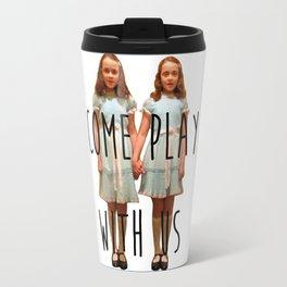 Come play with us Travel Mug
