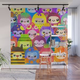 Kawaii Cuteness Wall Mural