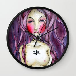 """Unknown"" Wall Clock"