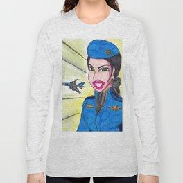 A M Flight Long Sleeve T-shirt