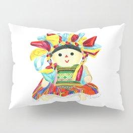 Mexican doll Pillow Sham
