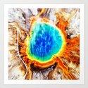 Earth's Eye by azima
