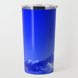 Frozen Sky XII Travel Mug