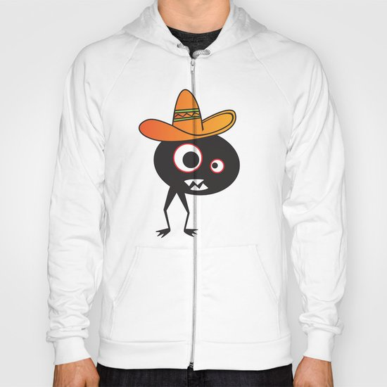 Mexican Monster Hoody