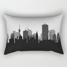 City Skylines: Vienna Rectangular Pillow