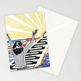 Children of Nova - The Complexity of Light Stationery Cards