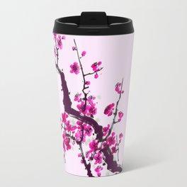 van gogh blossoms Travel Mug