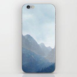 Zion no.4 iPhone Skin