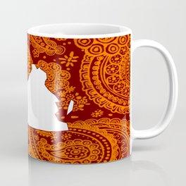 Hokie Paisley Coffee Mug