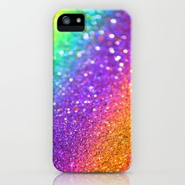 Partytime Rainbow iPhone Case