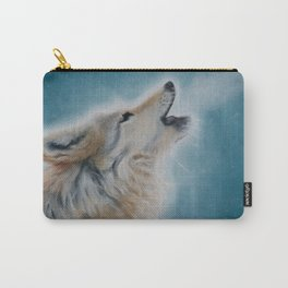 Wolf Mist Carry-All Pouch