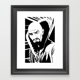 Merciless Framed Art Print