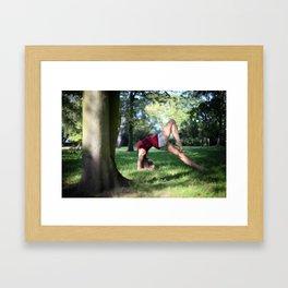 Ballerina Project VIII Framed Art Print