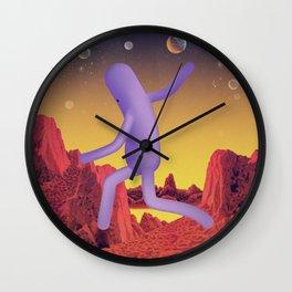 J u m p U p Wall Clock