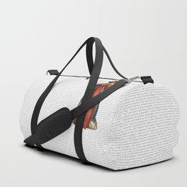 Pride & Prejudice Duffle Bag