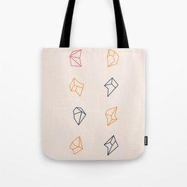 little fragments Tote Bag