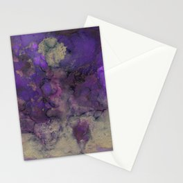 Alcohol Ink 'The Storybook Series: Arabian Nights' Stationery Cards