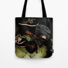 The Weapons Of War Tote Bag
