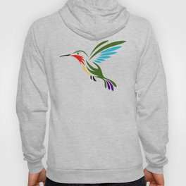 Hummingbird Design Hoody