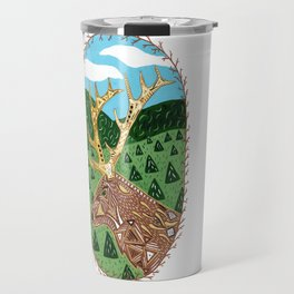 Spirit Elk Travel Mug