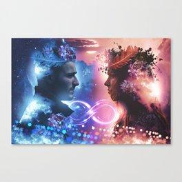 Divine Chord Canvas Print
