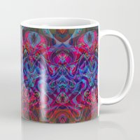 demon Mugs featuring Demon by GypsYonic