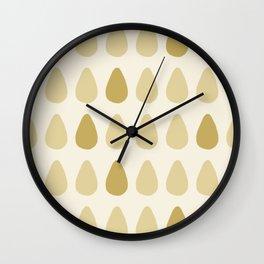 a lot of eggs pattern Wall Clock