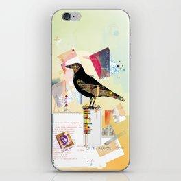 Comic Raw iPhone Skin