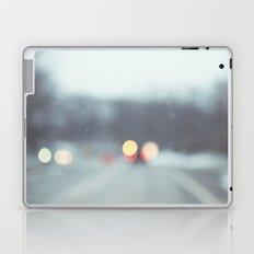 winter drive Laptop & iPad Skin