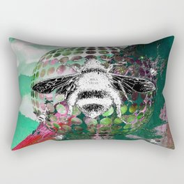bumblebee Rectangular Pillow