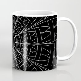 Jumping Through Hoops (White-Line Version) Coffee Mug