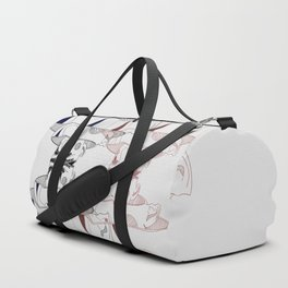 Out of My Mind Duffle Bag