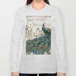 Peacock Jewels Long Sleeve T-shirt