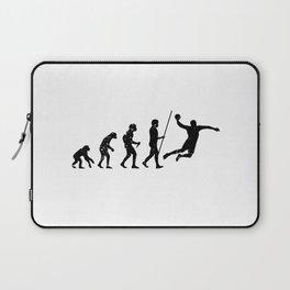Handball Evolution Distressed Look Laptop Sleeve