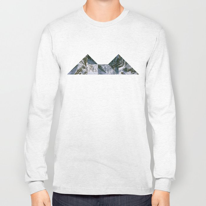 Glacier Long Sleeve T-shirt