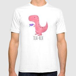 Tea-Rex | Pink T-shirt