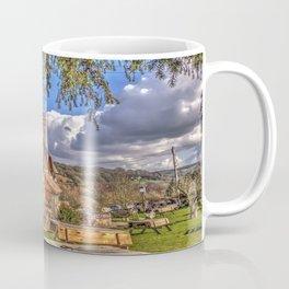 The Live & Let Live 16th Century Pub Coffee Mug