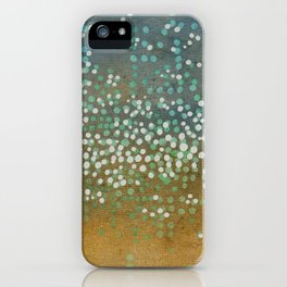 Landscape Dots - Float iPhone Case